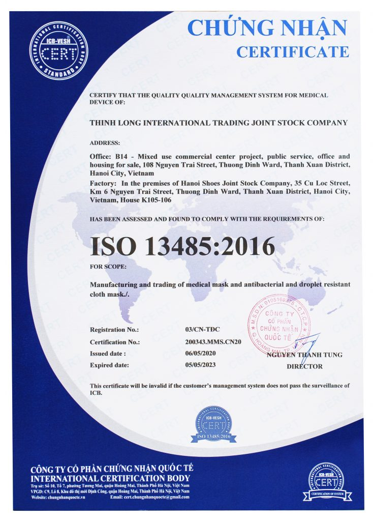ISO 2016